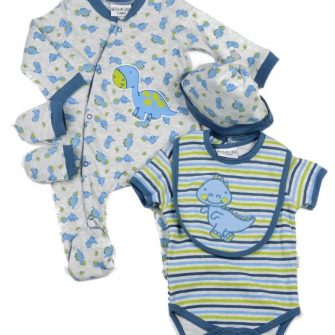 Dinosaur Babies Clothing