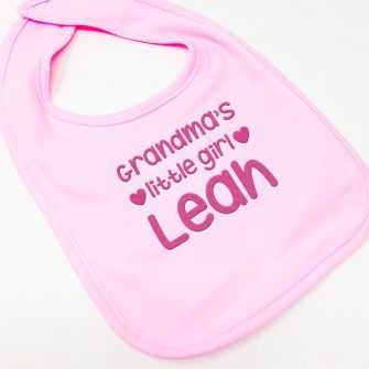 personalised baby gifts from grandma