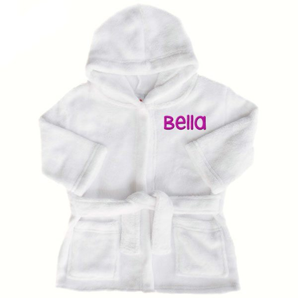 27c825c379b1 Personalised Baby Dressing Gown