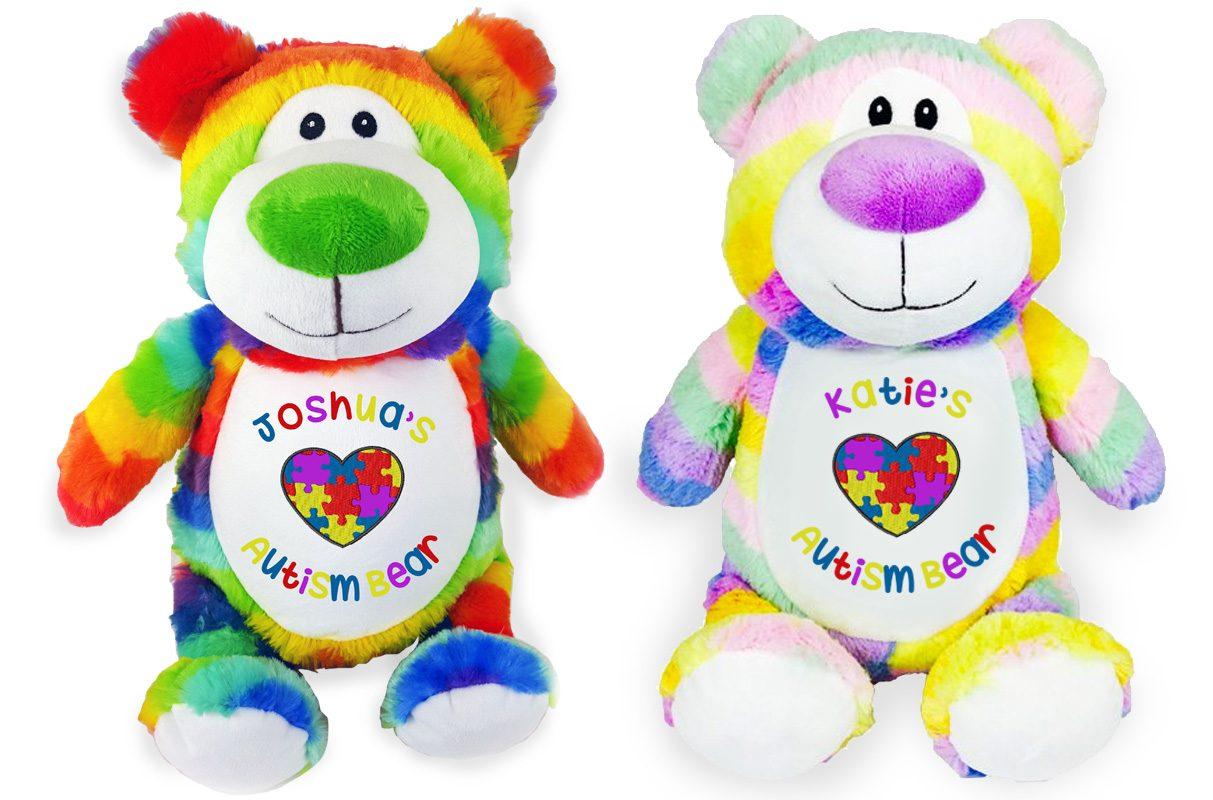 autism bears