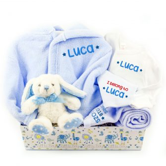 personalised baby boy gift hampers, personalised baby boys gift hampers, boys gift hampers, personalised boys gift hampers