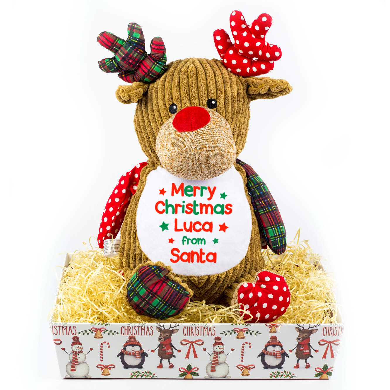 Personalised Childrens Christmas Gift Hampers   Xmas Gifts   Baby Tots
