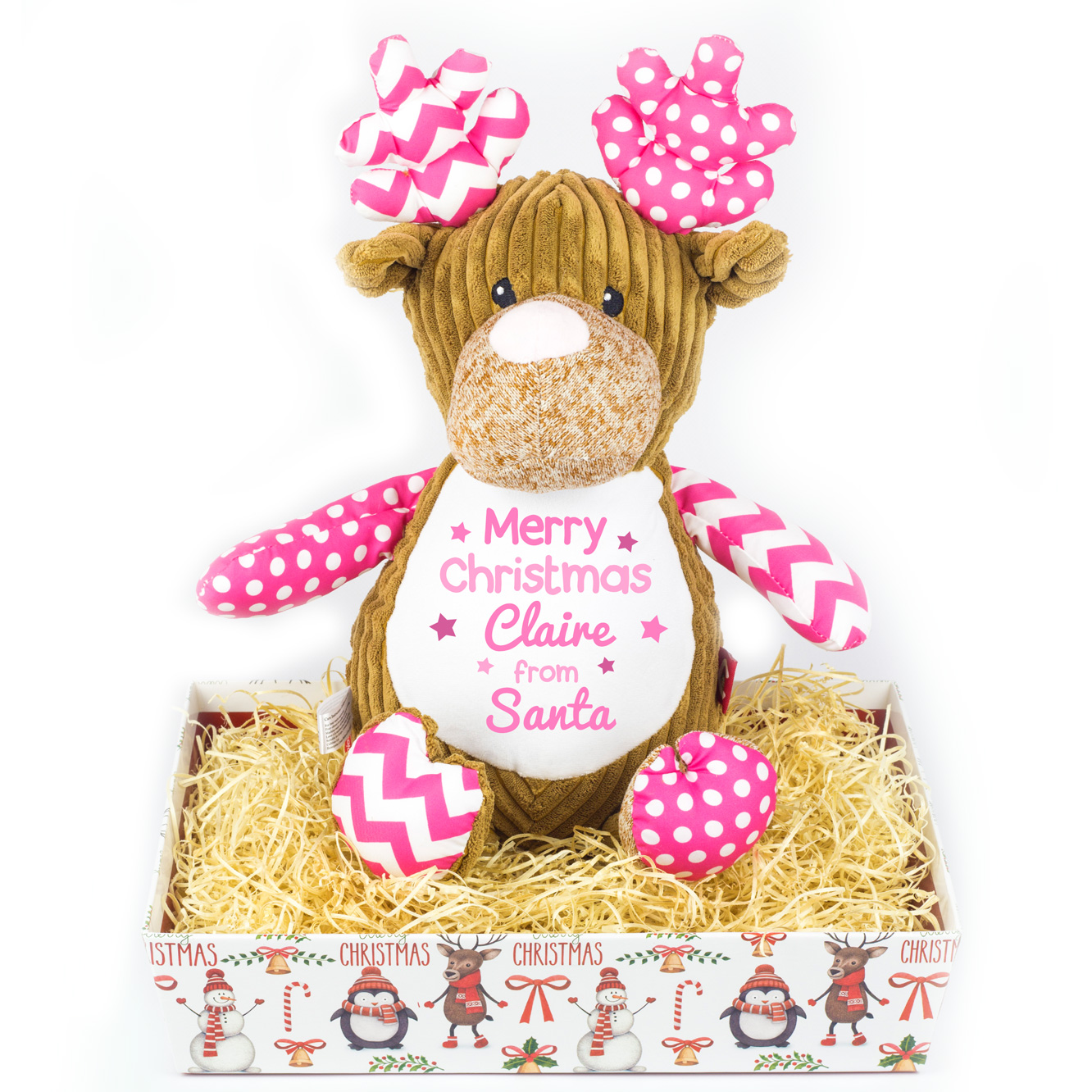Personalised Girls Christmas Gift | Christmas Gifts for Girls | Baby ...