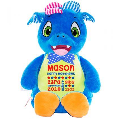 personalised boys dragon