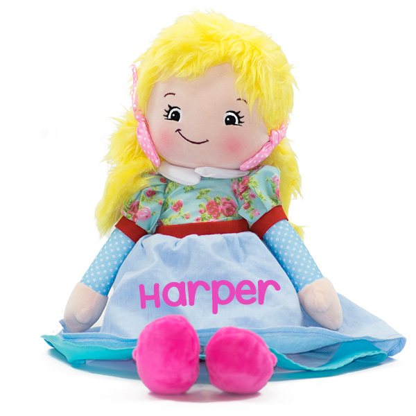 personalised dolls for girls